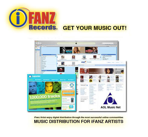 iFanz Records Distribution